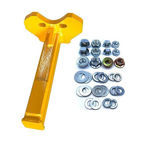 Hub removal tool 8629 Wheel Hub Removal Tool fits all axle bolted hubs (5, 6 and 8 lug hubs)