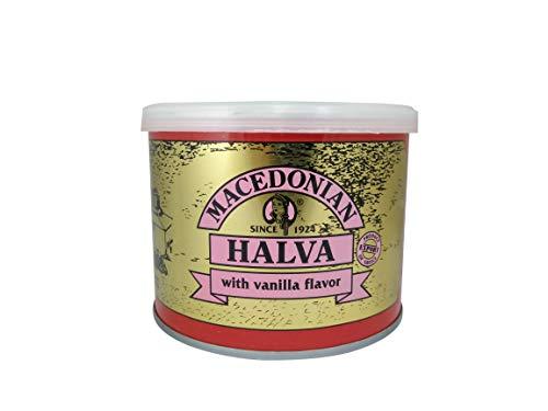 Griego Macedonio Halva con Vainilla 500 gr