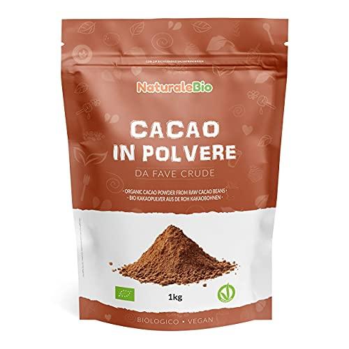 NaturaleBio -  Kakao Pulver Bio 1