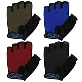 Freehawk Kids Cycling Gloves,Non-Slip Ultrathin Children Half Finger Bicycle Cycling...