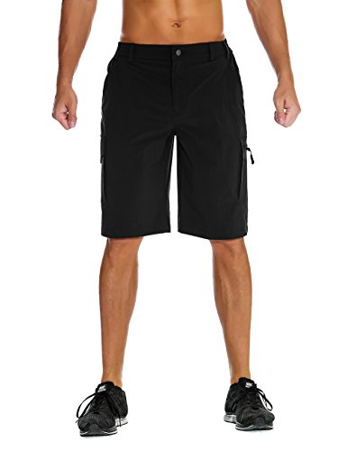 Nonwe Men's Outdoor Water-Resistant Quick Dry Workout Short 500330XS