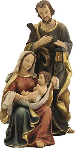Figura, Sagrada Familia BLOQUE DE BELEN altura aprox. 25cm