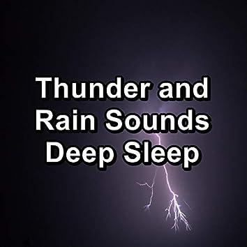 Thunder and Rain Sounds Deep Sleep