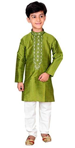 Pijama Kurta para niño Shalwar Kameez Sherwani Eid Fiesta 934