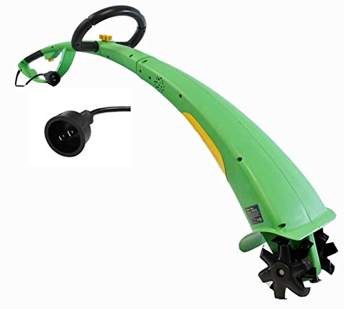 New Power Glide 1/3 HP 6' Cutting Width Corded Electric Garden Tiller/Cultivator