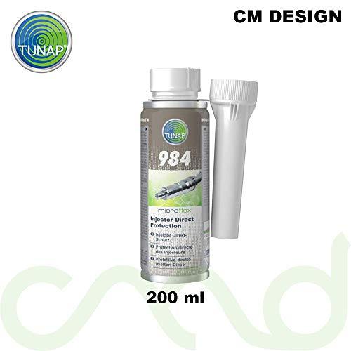 2. Tunap Microflex 978 - Limpiador de inyectores de diésel (200 ml)