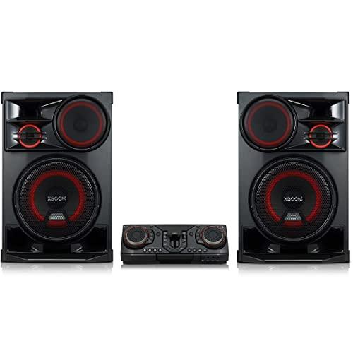 Cadena LG CL98 3500W DJ Bluetooth SUBWOOFER 10