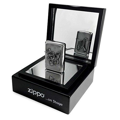 Zippo Benzinfeuerzeug Krokodil