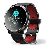 Smartwatch Donna Uomo,HopoFit HF04 Bluetooth Orologio Intelligente Impermeabile IP67,Attività...