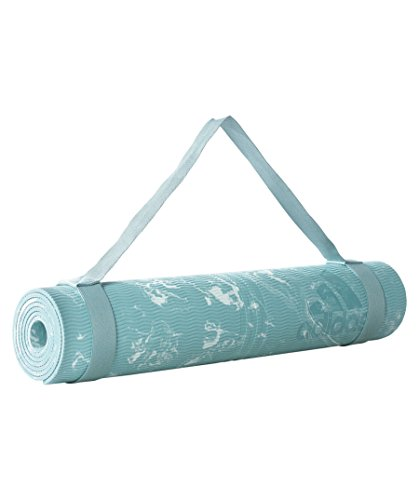 adidas Mat Camo Esterilla de Yoga, Mujer, Multicolor (acevap/vervap/vervap), NS
