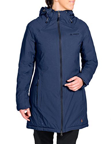 VAUDE Damen Jacke Altiplano Coat, Sailor Blue, 38, 05989