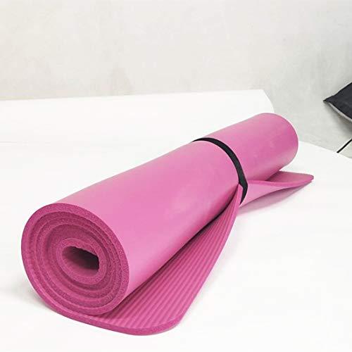 Goyoga All-Purpose 1//2 pouces extra épais Exercice Tapis de yoga avec bandoulière
