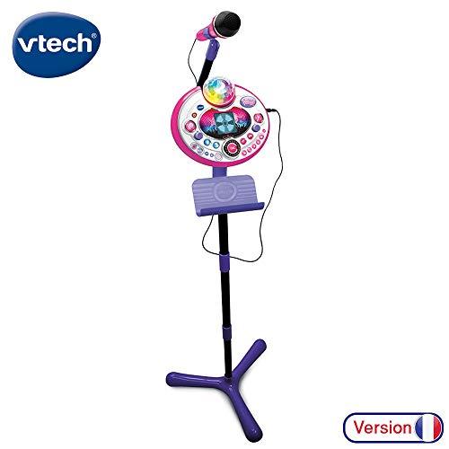 VTech KIDI Superstar Light Pink Kididreams speelgoed, elektronisch, educatief speelgoed, 80-165865, meerkleurig