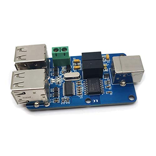 HiLetgo 4 Kanäle ADUM3160 B0505S 1500 V USB to USB Voltage Isolator Module unterstützt 12 Mbps 1,5 Mbps