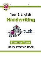 New KS1 Handwriting Daily Practice Book: Year 1 - Summer Term