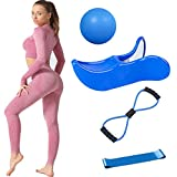 Hip Trainer Super Kegel Exerciser - Selkie Butt Exerciser,Kegel Exerciser Pelgrip Pelvis Floor Muscle Medial Exerciser Hip Muscle&Inner Thigh Trainer Correction Beautiful Buttocks for Women