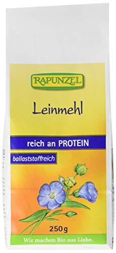 RAPUNZEL Bio Leinmehl, 4er Pack (4 x 250 g)