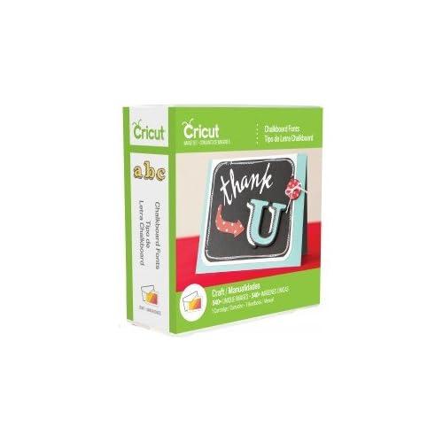 All Cricut Cartridges: Amazon com