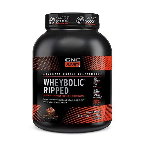 GNC AMP Wheybolic Ripped - Chocolate Fudge