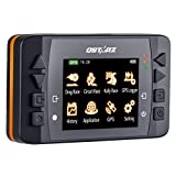 QSTARZ LT-6000S(GNSS) GNSS対応 GPSラップタイマー/GPS外付アンテナ/車載ステー付
