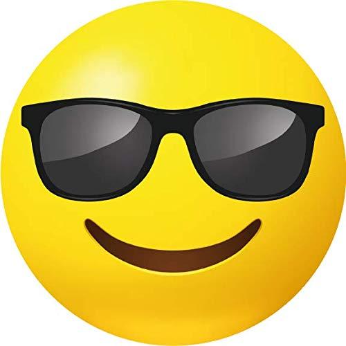 Tortenaufleger Emoji3 / 20 cm Ø
