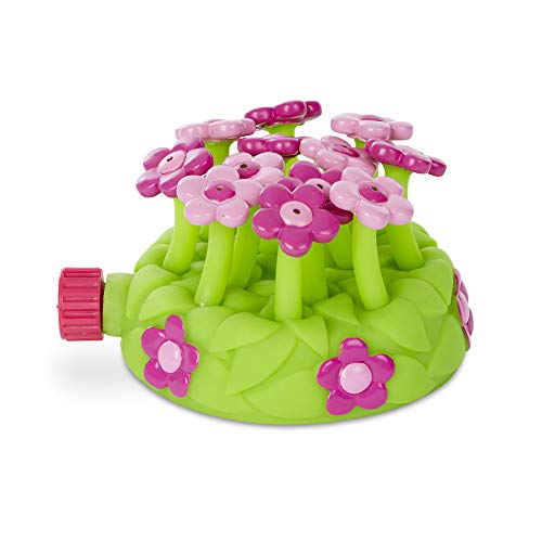 Melissa & Doug Sunny Patch Pretty Petals Sprinkler Toy Now $9.40 (Was $19.99)