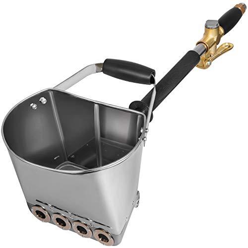 VEVOR 4 Chorro de Cemento Pulverizador de Mortero Pistola de Pulverización de Estuco Pintura de Pared Herramienta de Hormigón