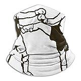 Pañuelo brasileño Jiu-Jitsu de verano con protección UV para el cuello, protección solar, transpirable, para el cuello, bufanda