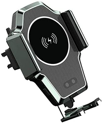 GKLHC Intelligent Car Holder Universal Phone Holder Cell Phone Support Adjustable 360 Degree Adapted for All Types of Smart Phones
