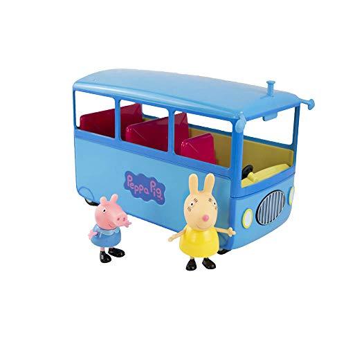 Brinquedo Ônibus Escolar da Peppa, Peppa Pig, Sunny