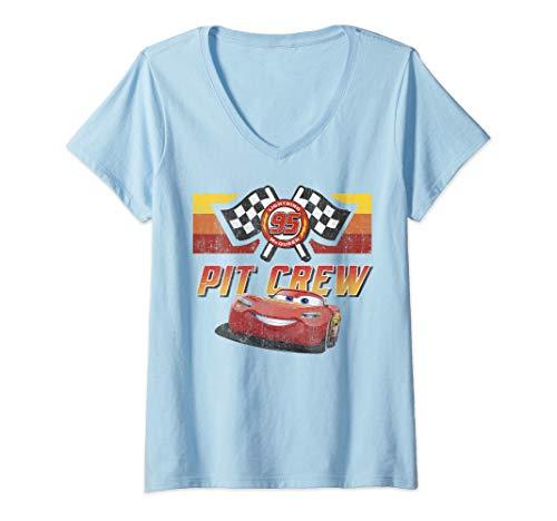 Best cars lightning mcqueen shirt for women for 2021
