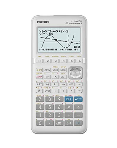 Casio FX-9860GIII Calcolatrice grafica