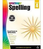 Spectrum 4th Grade Spelling Workbook—State...
