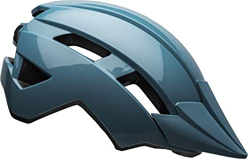 BELL Sidetrack II MIPS Youth Bike Helmet - Buzz Gloss Light Blue/Pink (2021), Universal Youth (50-57 cm)