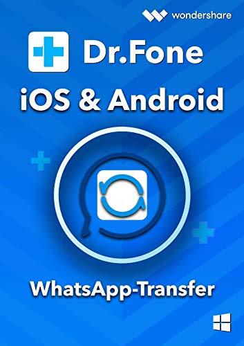 Dr.Fone WhatsApp Transfer & Wiederherstellen (Product Keycard ohne Datenträger)