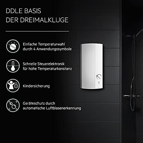 AEG  DDLE Basis   Umschaltbar 18/21/24 kW - 3