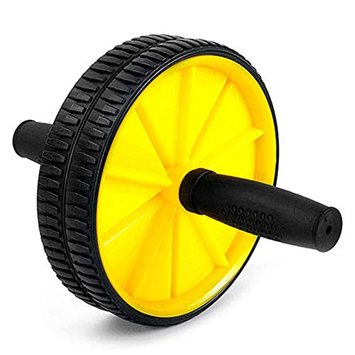 One plus one Ab Roller Wheel, Abdominal Muscle Trainer, Exercise Sport Keep...