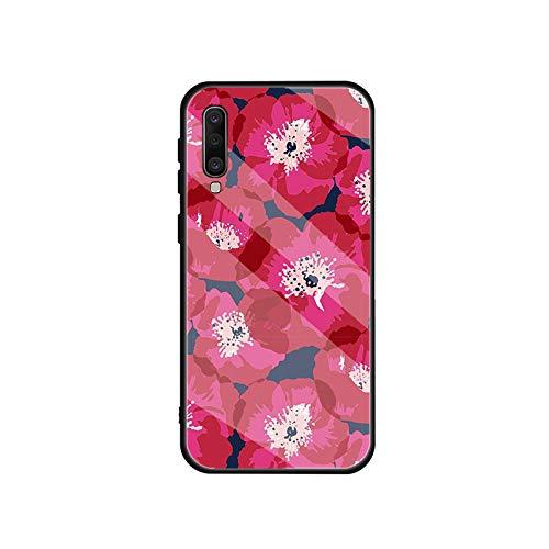Phonecase - Carcasa de cristal templado para Samsung Galaxy A 10S, 10E, 20S, 20E, 30S, 40, 50S, 60, 70, 80, 90, 6, 7, 8, Shell-B2001102-01.Jpg-For A10S