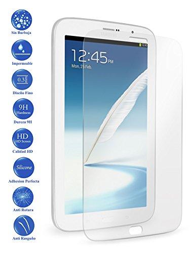 Todotumovil Protector de Pantalla Samsung Galaxy Note 8.0 N5100 de Cristal Templado Vidrio 9H para Tablet
