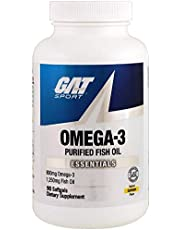 GaT, Omega-3, Lemon, 90 softgels