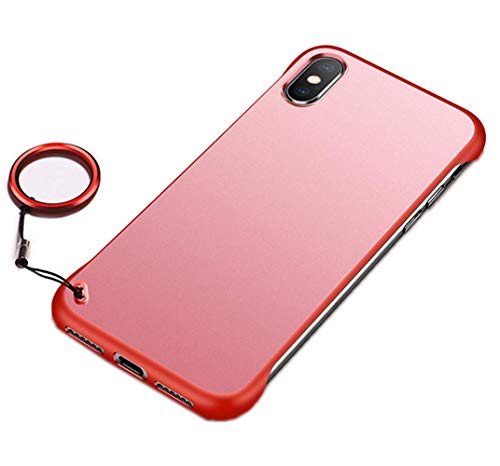 niter - Pull - Fille multicolore rouge iPhone XR