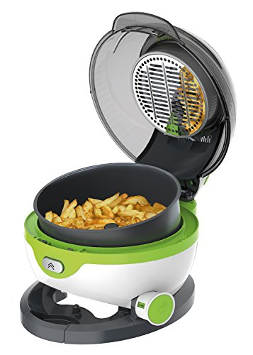 Breville VDF105 Halo Plus Health Fryer - White/Green