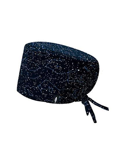 Robin Hat - Op-haube CASIOPEA LANGHAAR-modell - 100% Baumwolle (autoklav)