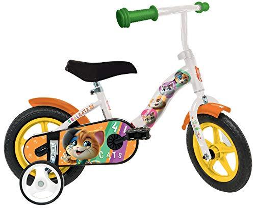 bicicletta 44 gatti Dino Bikes Bicicletta 10  44 Gatti