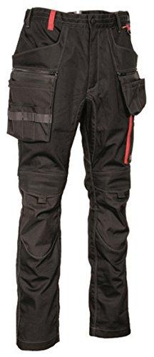 COFRA Arbeitshose Slim Work Reihe MURECK in Mehreren Farben (54, Navy-schwarz)