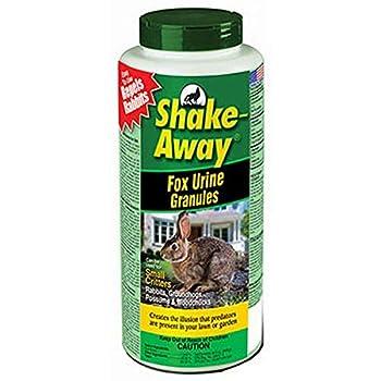 Shake Away 2852228 Fox Urine Granules 28-1/2-Ounce - Brown/A