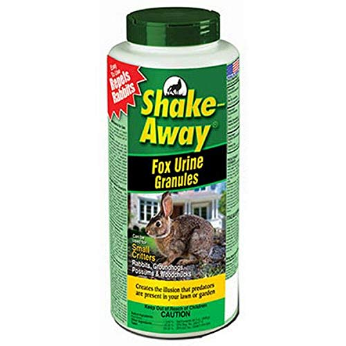 Shake Away 2852228 Fox Urine Granules, 28-1/2-Ounce - Brown/A