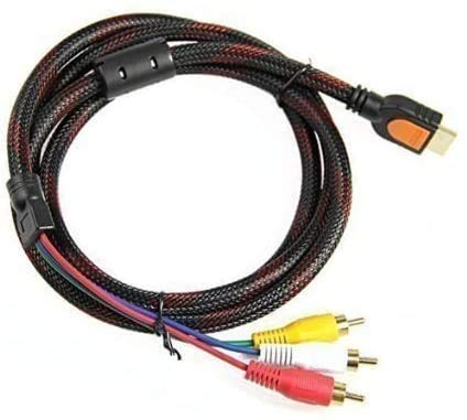 look see HDMI to RCA Cable, 5ft/...