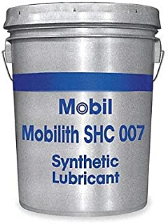 mobil semi fluid grease