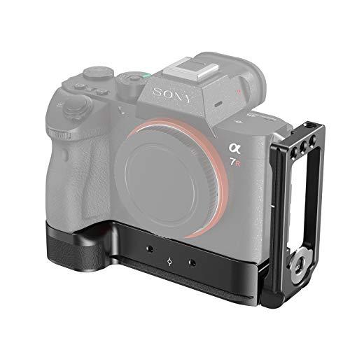 (Nueva Versión) SMALLRIG A7III L Bracket Placa L Plate para Sony A7RIII / A7III / A9-2122